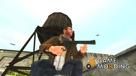 Smith & Wesson Model 29 для GTA 4