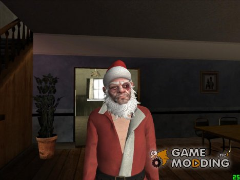 Santa Claus (DLC Festive Surprise 2015) для GTA San Andreas
