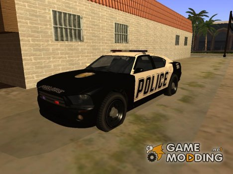 Police Buffalo GTA V for GTA San Andreas