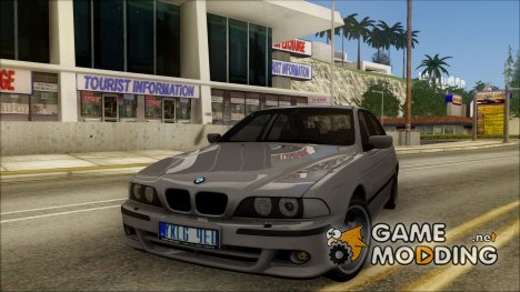 BMW E39 530D - Mtech 1999 for GTA San Andreas