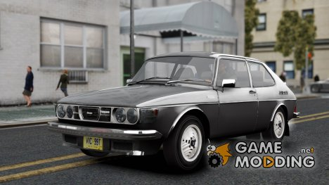 Saab 99 Turbo for GTA 4