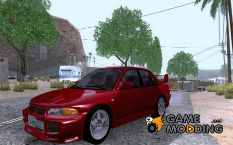 Mitsubishi Lancer Evolution III for GTA San Andreas