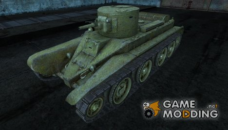 БТ-2 Drongo для World of Tanks
