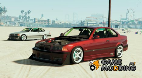 BMW E36 Drift Edition for GTA 5