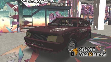 АЗЛК 2141 Универсал for GTA San Andreas
