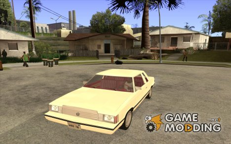 Dodge Aries 1983 for GTA San Andreas