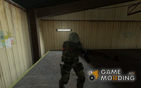 Danish Soldier *Updated* для Counter-Strike Source