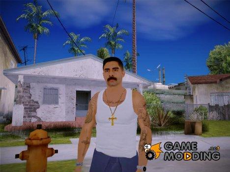 Vagos lsv2 HD для GTA San Andreas