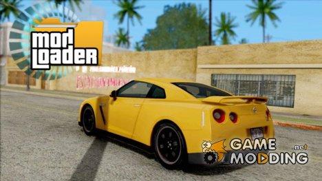 Mod Loader v0.3.6 для GTA San Andreas