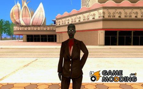 Zombie Skin - bfori for GTA San Andreas