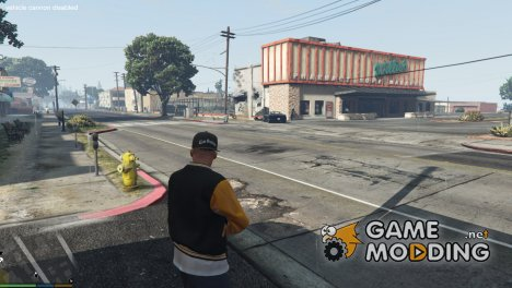 Vehicle Cannon v1.0 for GTA 5