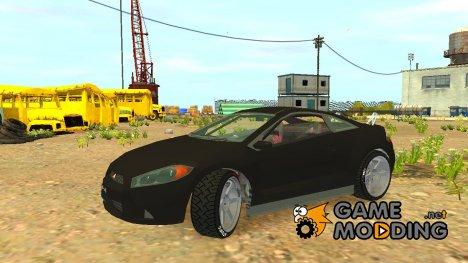 Maibatsu Penumbra из GTA 5 для GTA 4