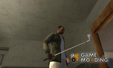 Оружие из GTA V for GTA San Andreas