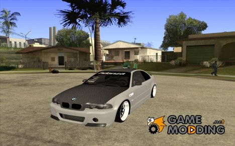 BMW E46 M3 Coupe 2004M for GTA San Andreas