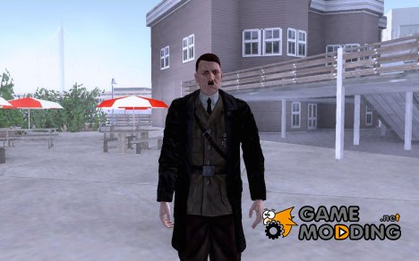 Adolf Hitler for GTA San Andreas
