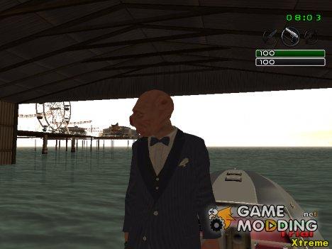 Парень-Свинья для GTA San Andreas