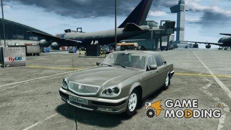ГАЗ-31105 for GTA 4