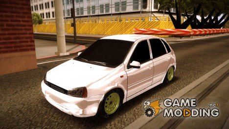 Лада Калина Сток для GTA San Andreas