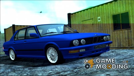 1988 BMW M5 E28 for GTA San Andreas