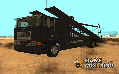 International 9700 Car Hauler для GTA San Andreas