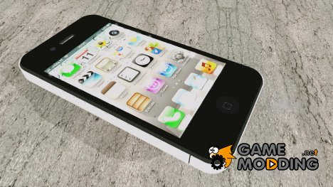 Giant Floating iPhone для GTA San Andreas