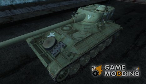 Шкурка для AMX 13 90 №24 для World of Tanks