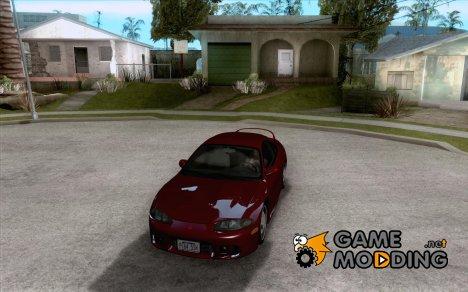 Mitsubishi Eclipse GSX - Stock for GTA San Andreas