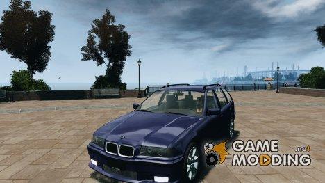 BMW 318i Touring for GTA 4