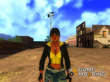 Hola Chola for GTA San Andreas