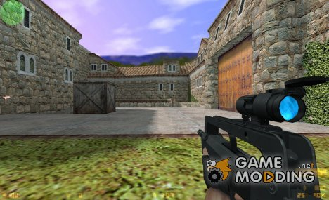 High Quality FA-MAS Rifle for Counter-Strike 1.6