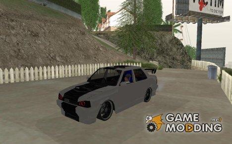 Tofas Sahin Mc_cEzA Tuning v2 для GTA San Andreas