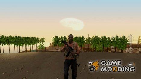 CoD MW3 Africa Militia v3 for GTA San Andreas